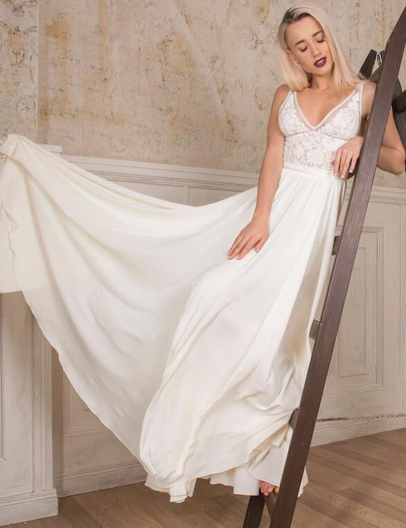 пляжное свадебное платье | Vero