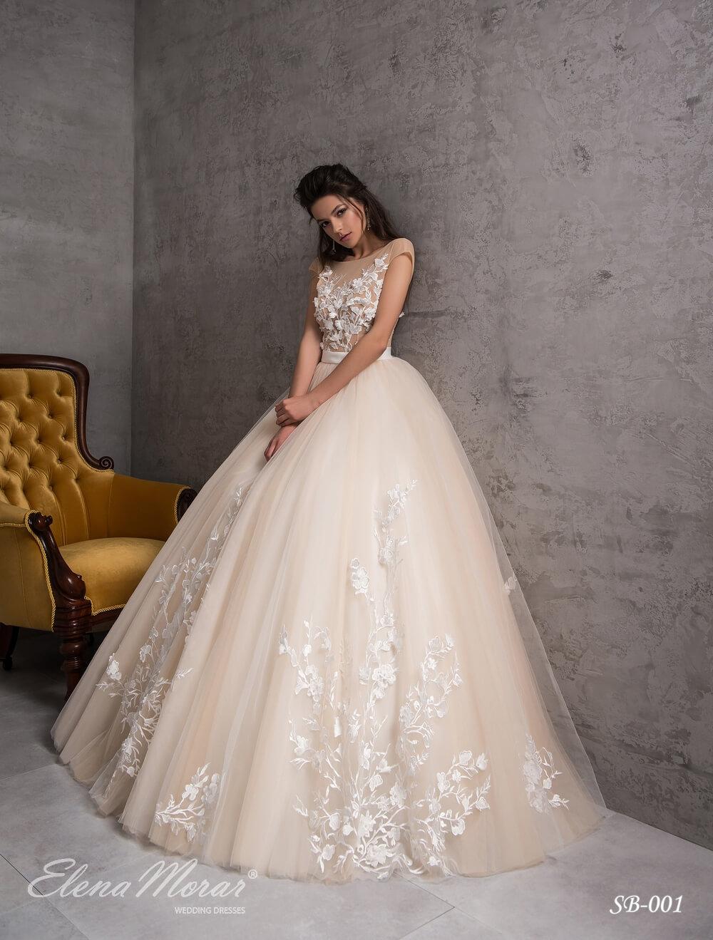 117eec26c7d Свадебное платье SB-001 — Vero — Cвадебный салон