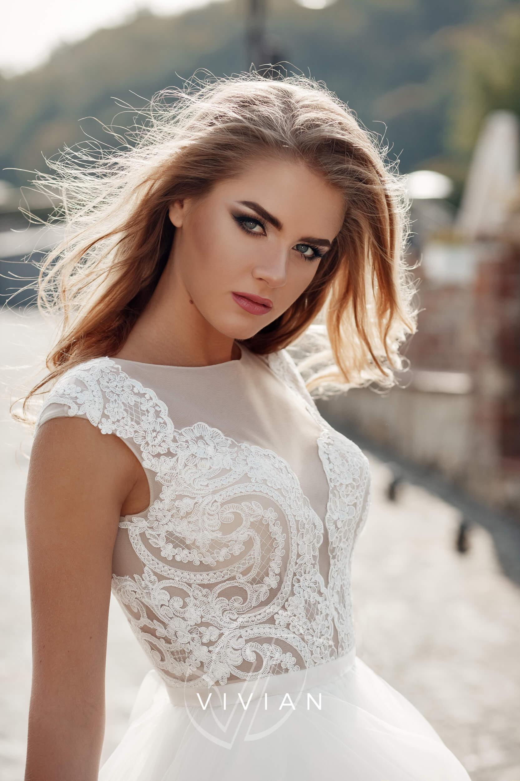 1c7ed61ae1f51bb Свадебное платье Vivian - Vero - Cвадебный салон