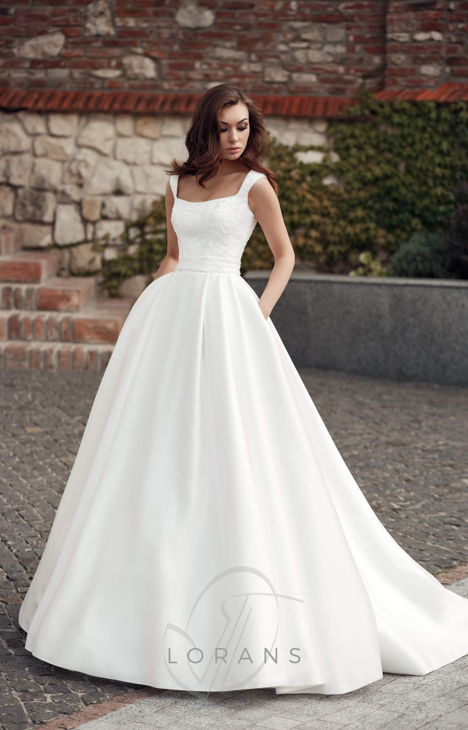 свадебное платье принцессы | Vero