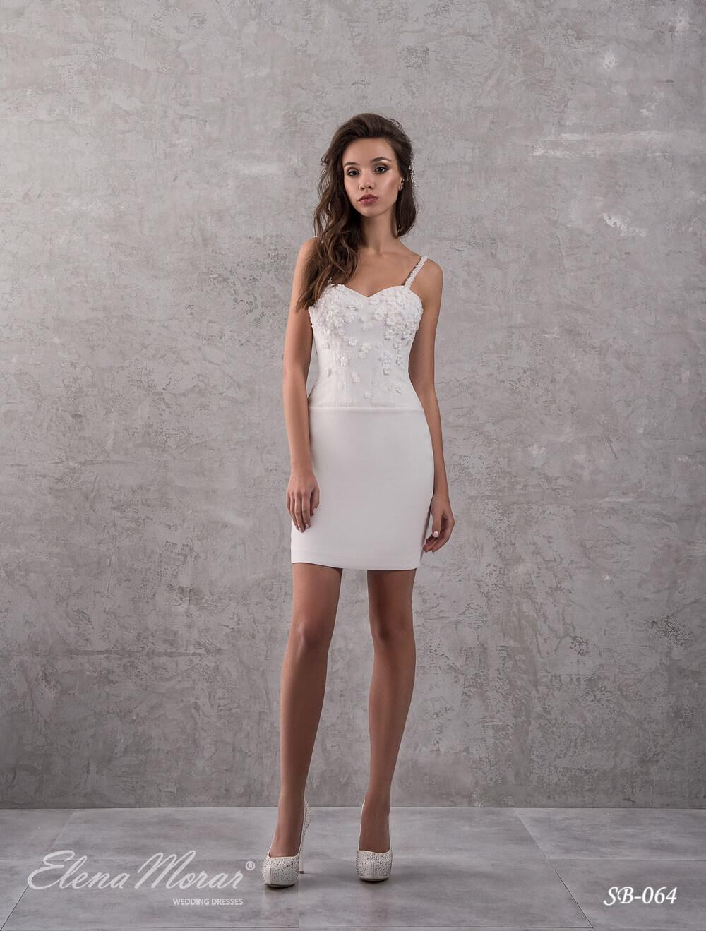 свадебные платья не длинные | Vero